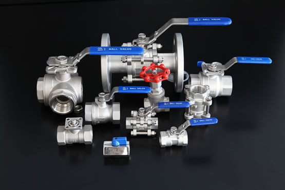 ShunCheng-Index-ball-valve