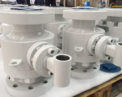 JIS Flanged Check Ball Valve