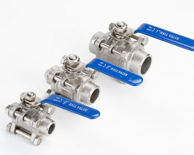 Socket Weld Ball Valve